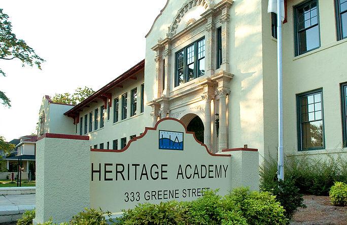 Heritage-Building