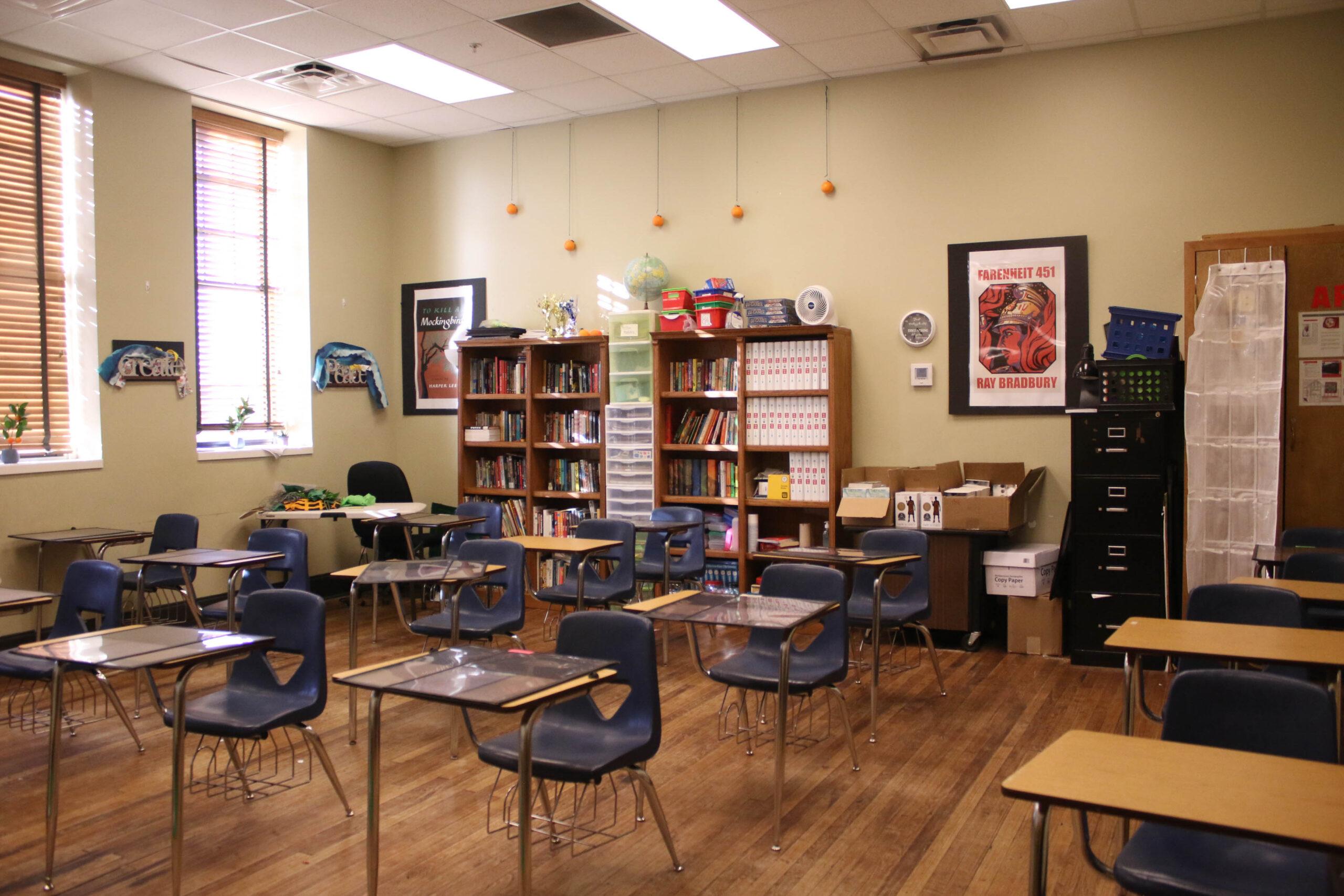 classrooms -5